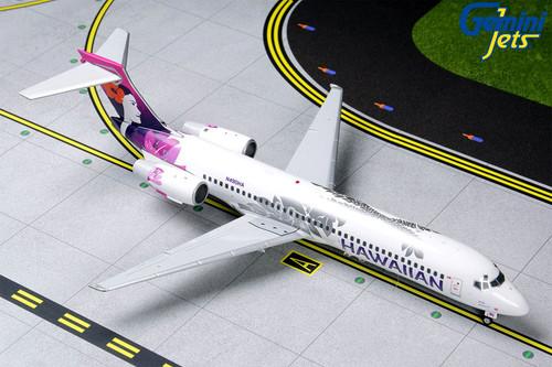 Gemini200 1:200 Hawaiian Airlines 717-200 (N490HA(=)