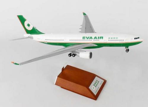 JC 1:200 Eva Air A330-200