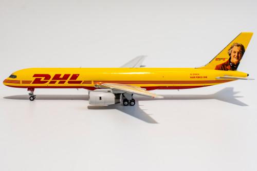 NG Models DHL 757-200  (James May Livery)
