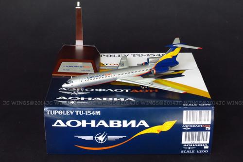 JC Wings 1:200 Aeroflot TU-154