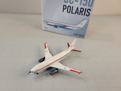 "*DAMAGED MODEL* Aeroclassics 1:400 CC-150 Polaris ""Retro Livery"" A310"