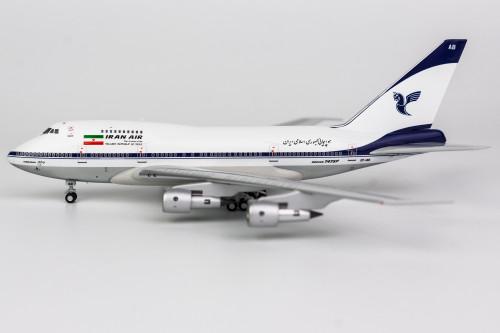NG Models 1:400 Iran Air 747SP EP-IAB