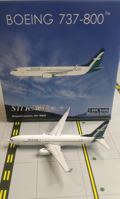 Phoenix 1:400 Silk Air 737-800
