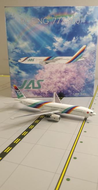 Phoenix 1:400 Japan Air System 777-200