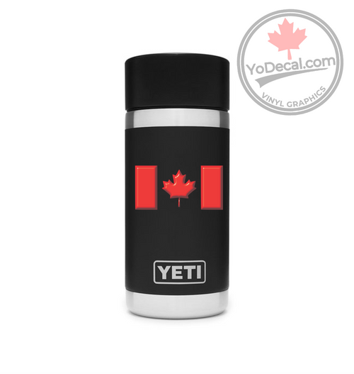 Canada Flag Vinyl Decal