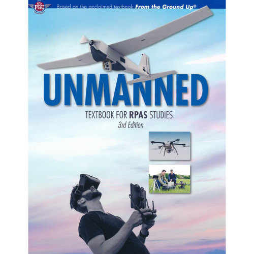 Unmanned Textbook for RPAS Studies
