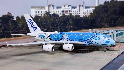 """Phoenix 1:400 ANA A380-800 """"Lani"""""""