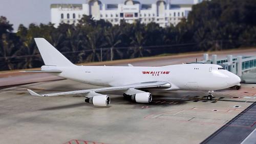 Phoenix 1:400 Kalitta Air (JAL) 747-400F N712CK