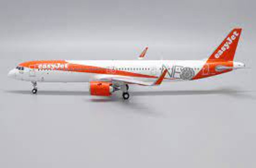 """JC200 1:200 Easyjet A321NEO """"A321NEO Title"""""""