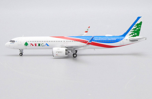 """JCwings 1:400 MEA Middle East A320 """"Retro"""""""