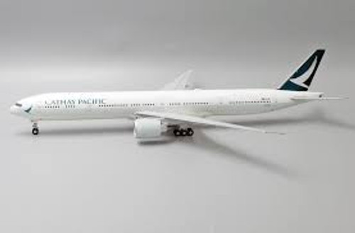 """JC200 1:200 Cathay Pacific 777-300ER """"Flaps Down"""""""