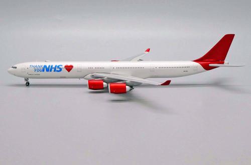 "JCwings 1:400 Maleth Aero A340-600 ""Thank You NHS"""