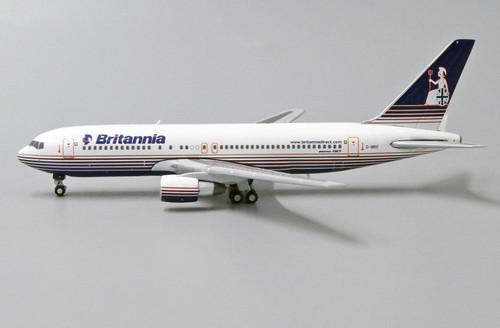 JCwings 1:400 Britannia Airways 767-200ER