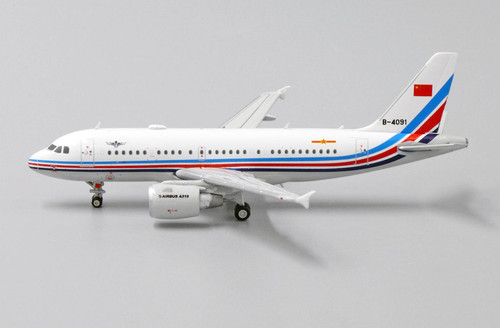 JCwings 1:400 China Air Force A319