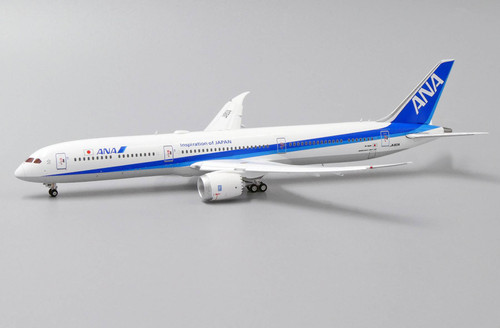 """JCwings 1:400 ANA All Nippon 787-10 """"Flaps Down"""""""