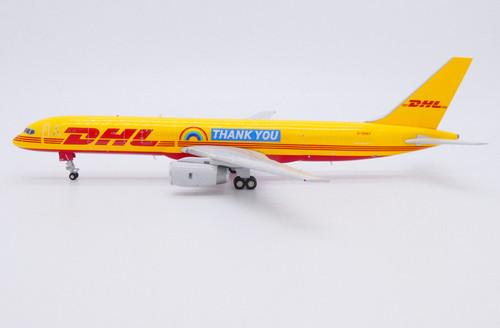 """JC200 1:200 DHL 757-200F """"Thank you Livery"""""""