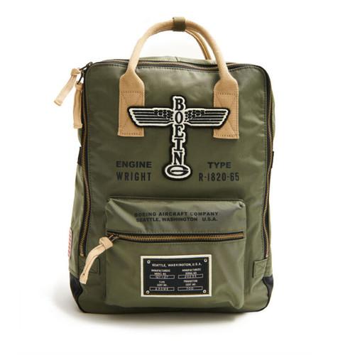 Boeing Totem Logo Backpack