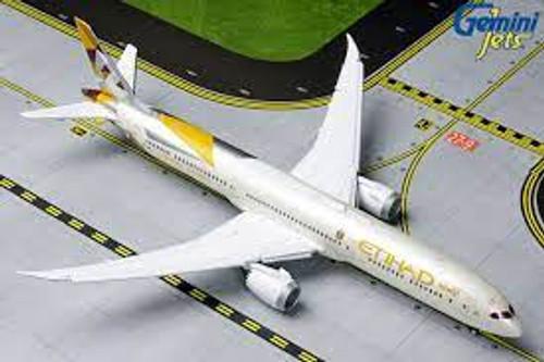 "Gemini Jets 1:400 Etihad 787-10 ""Flaps Down"""