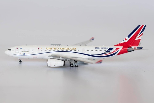 NG Models 1:400 UK Air Force MRTT A330