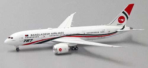 """JC Wings 1:400 Biman Bangladesh 787-8 """"Flaps Down"""""""