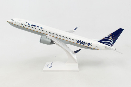 "Skymarks COPA 737-MAX9 ""MAX Colors"""