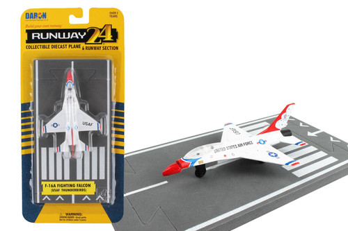 Runway24 F-16 Thunderbirds Toy