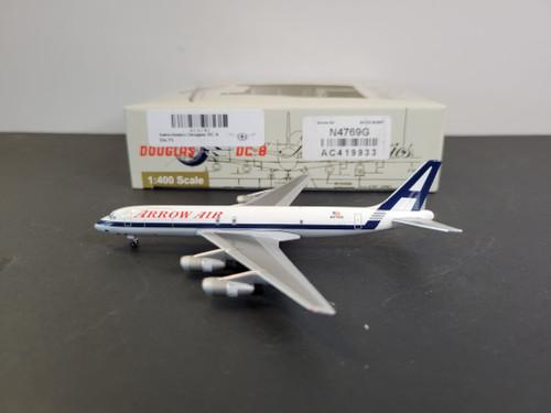 Aeroclassics 1:400 Arrow Air DC-8-54