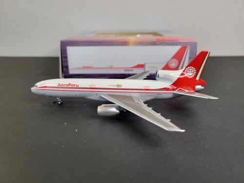 Aeroclassics 1:400 AeroPeru L-1011
