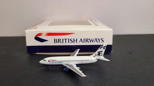 Aviation400 British Airways 737-200 G-BGJE