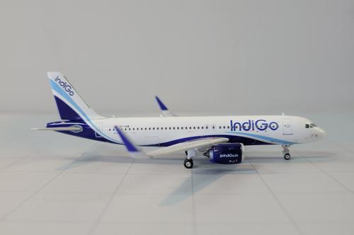Phoenix 1:400 IndiGo A320NEO (VT-IVB)