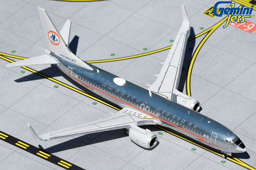 Gemini Jets 1:400 American Airlines 737-800 (Astrojet)