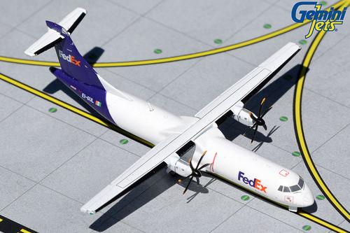 Gemini Jets 1:400 Fedex ATR-72-600F