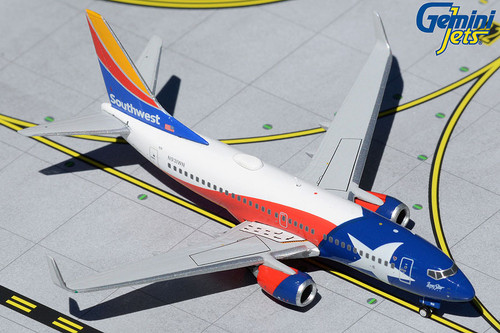 Gemini Jets 1:400 Southwest Airlines 737-700 (Lone One Star Livery)
