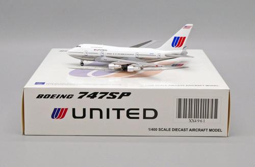 JC Wings 1:400 United Airlines 747SP N538PA