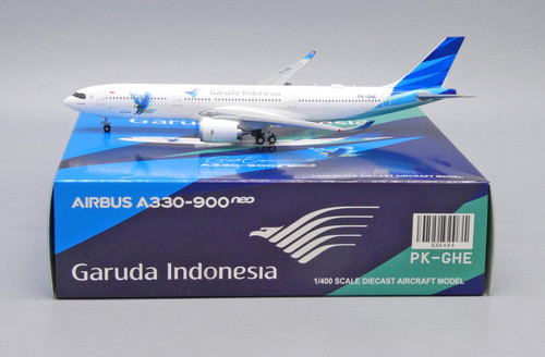 """JC Wings 1:400 Garuda Indonesia A330-900NEO """"Great Experience"""""""