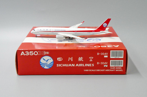 JC Wings 1:400 Sichuan Airlines A350-900 B-304V