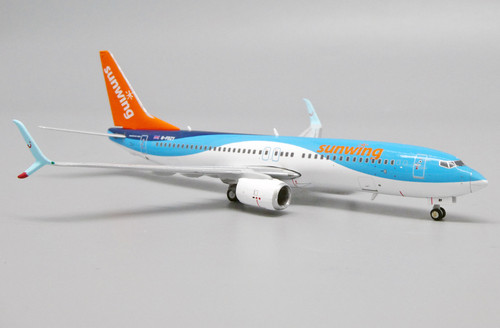 JC Wings 1:400 Sunwing Airlines 737-800 TUI Livery