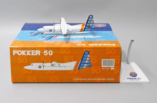 JC200 1:200 House Colors Fokker 50