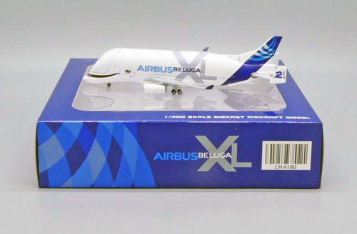 "JC Wings 1:400 Airbus Transport International A330 ""Beluga XL #2"""