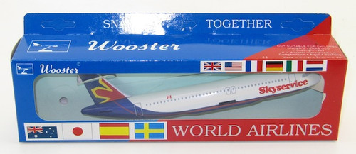 PPC Wooster Skyservice A320-200