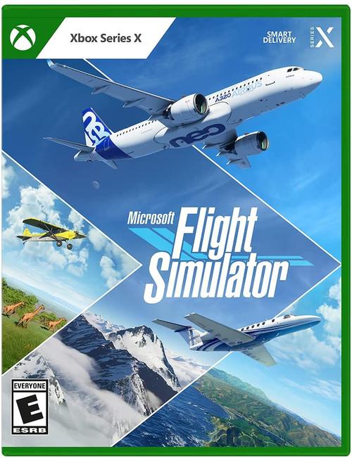 Microsoft Flight Simulator: X-Box X-Series