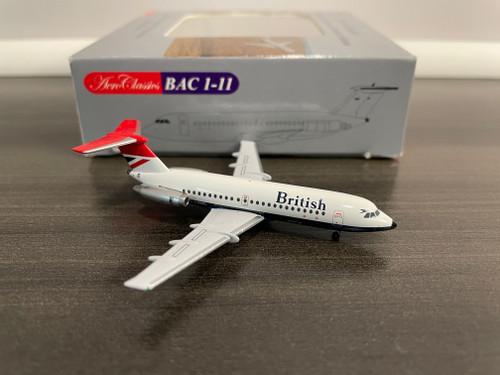 Aeroclassics 1:400 British Airways BAC-111