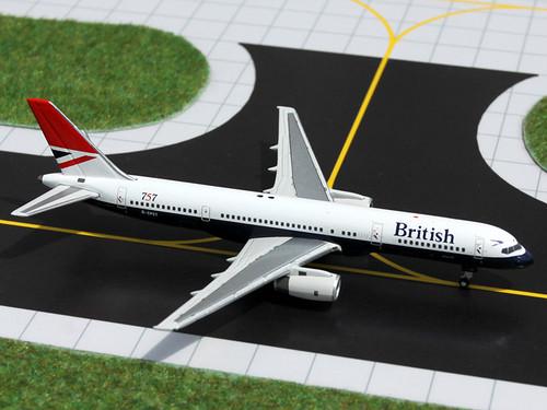 Gemini Jets 1:400 British Airways 757-200 Negus
