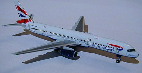 Gemini Jets 1:400 British Airways 757-200 Union Jack