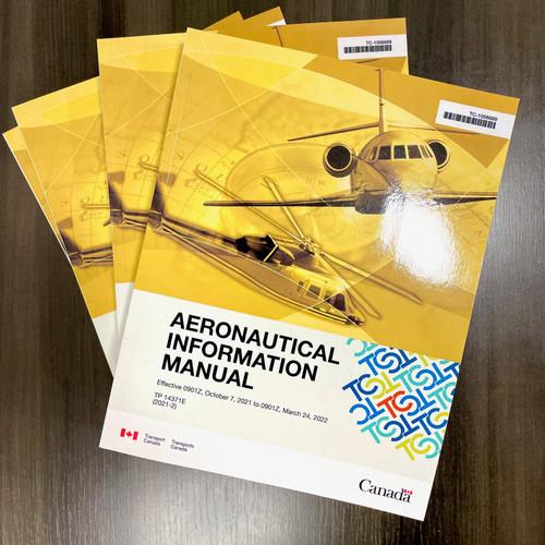 Aeronautical Information Manual (AIM) (Oct to Mar 22)