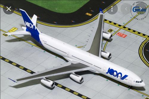 Gemini Jets Joon A340-300 F-GLZP