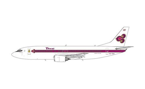 Phoenix 1:400 Thai Airways 737-400 (HS-TDH, Kings Logo)