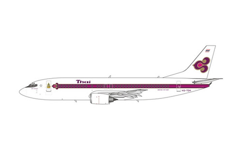 Phoenix 1:400 Thai Airways 737-400 (HS-TDK, King's Logo)