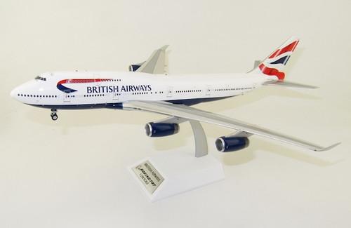 Inflight200 1:200 British Airways 747-400