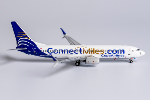 NG Models 1:400 Copa Airlines 737-800 (w/Scimitar Winglets, ConnectMiles Livery)